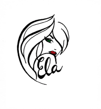 Logo Make-up Ela