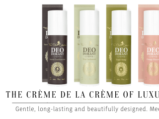 THE OHM COLLECTION - LUXURIOUS DEODORANTS AND SUNCARE