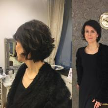 Kadeřnice a vizážistka Nataliya Symotyuk 5